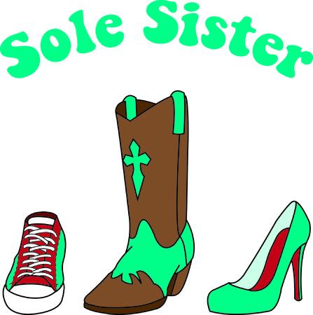 女の子は、あまりにも多くの靴を持つことはできません! スポーツにポンプにブーツから我々 それらを得たすべての権利はここ! そのような楽しみは