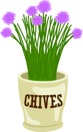 chives: This is perfect for gardeners who enjoy working in the yard so everyone will enjoy their herbs.  They will love it!
