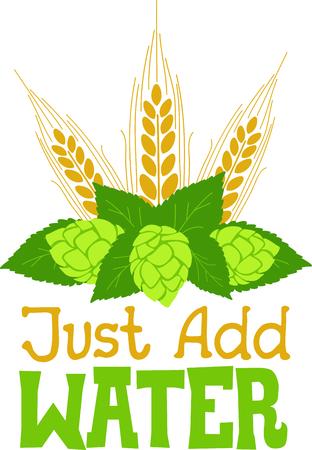 独自の醸造を行い、あなたのボトルのための設計のこのイメージを使用します。