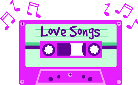 music machine: Send your Valentine this cute design for Valentines Day!  Its sure to bring a smile!