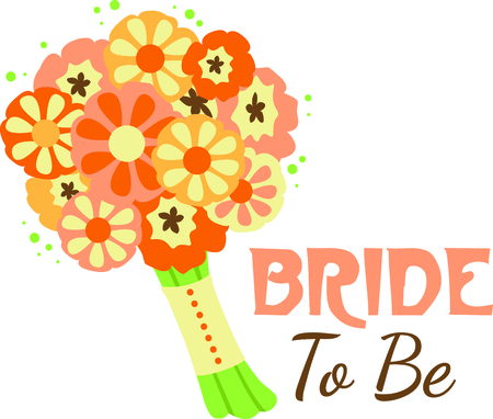 woman tie: Planning a bridal shower is so much fun.  Give the couple a special shirt to wear while they prepare for the special day.  They will love it!