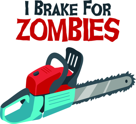 This chainsaw image is the perfect image for your next design.  Perfect for the handyman working on the honeydo list.