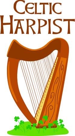 miras: Bu Kelt düğümü ile mirası kutlayın. Çizim