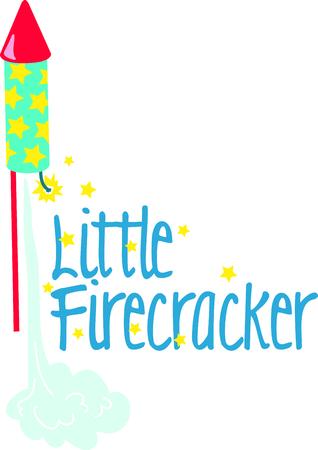 rocket bomb: Fireworks  Illustration