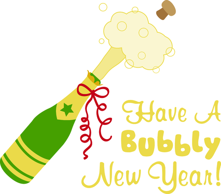 Include these decorations for your next celebration!  Wear this for your planning party.  Show you are ready for the New Year!