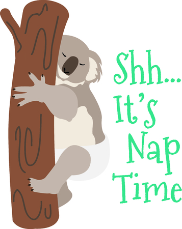 This adorable little koala is perfect for your classroom.  Include this koala when decorating.  The students will love it!