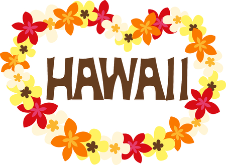 hawaiian lei: Come and visit the island of Hawaii!  Surfers and beach goers enjoy the tropical Hawaiian island as their travel destination.