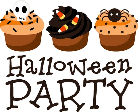 Love the night life with the creatures of the night.  This is perfect treat at the Halloween party.  Your friends will love it!