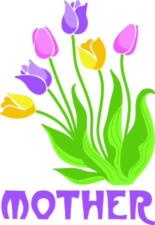 long stem: Planning for your Easter buffet table is lots of fun.  Dont forget this cute design to go with your table!