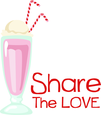 milk shake: Time to throwback to the classic milk shake.  A perfect image for your next design.