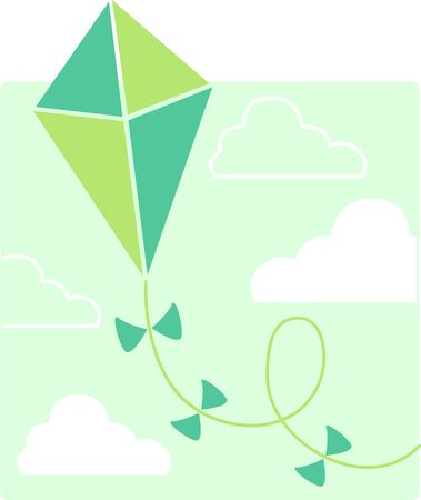 Get this kite to give to a child for their birthday.