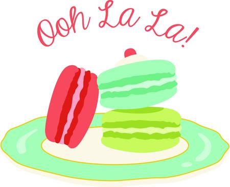 シュー クリームは、完璧なフランスのデザートです。あなたの次のデザインのこのイメージを取得します。