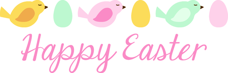 Get these chicks and eggs image for your next Easter design.