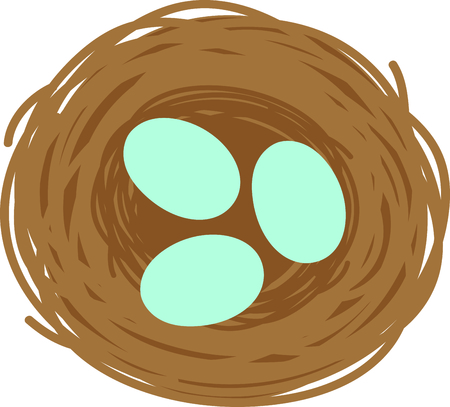 incubation: Get eggs image for your next Easter design.