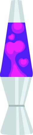 Krijg deze lavalamp voor uw volgende ontwerp.