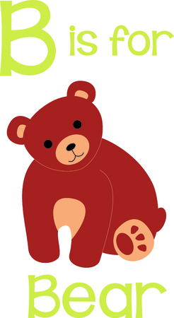 cubby: Get this bear image for your next design.