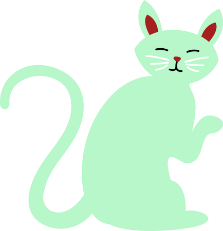 critter: Get this cat image for your next design.
