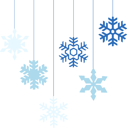 flurry: This beautiful snowflake is a perfect design for this winter.