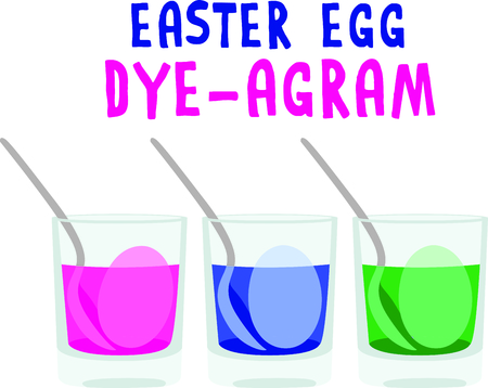dyeing: Get eggs image for your next Easter design.