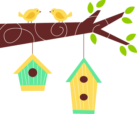 Get bird house image for your next design.