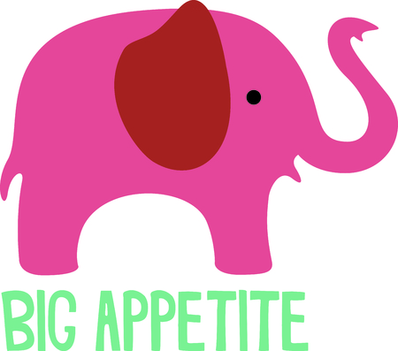 Get this elephant image for your next design. Stock fotó - 43780338