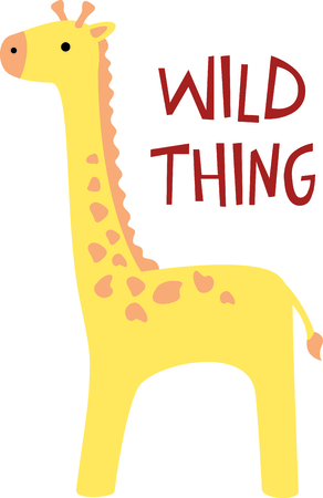 Get this giraffe image for your next design.