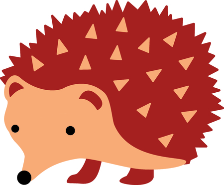 Get this hedgehog image for your next design.