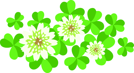 Get this clover image for your next design. Çizim