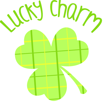 Get this clover image for your next design. 向量圖像
