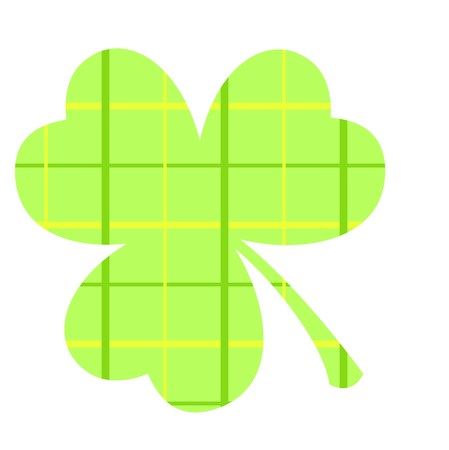 luck charms: Get this clover image for your next design. Illustration