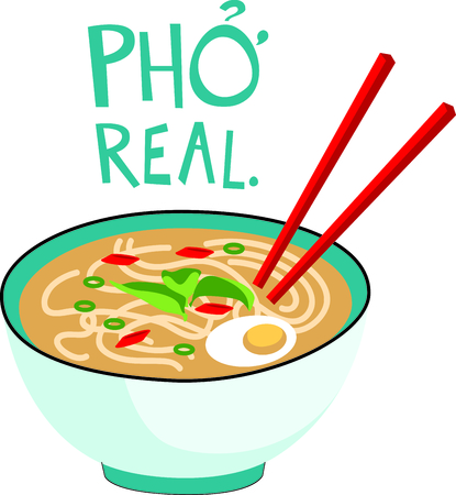 broth: This Chinese food is perfect for your next design. Illustration