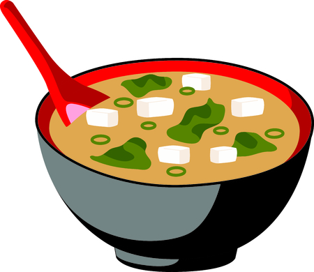 soup: This Chinese food is perfect for your next design. Illustration