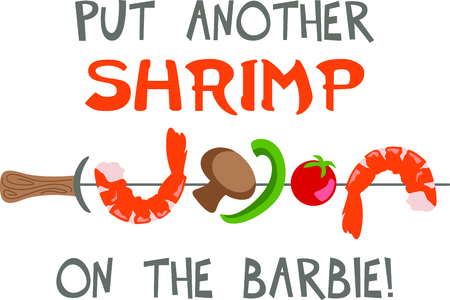 This seafood shrimp is perfect for your next design.