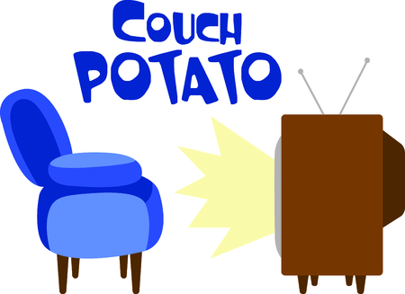 Get this tv set image for your next design. Ilustrace