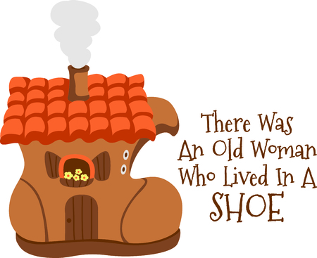 nursery tale: Get this shoe image for your next design.