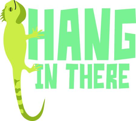 critter: Get this iguana image for your next design. Illustration