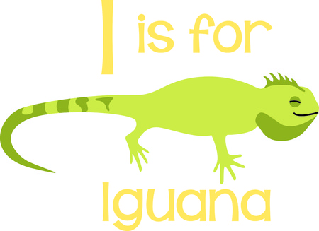 reptilian: Get this iguana image for your next design. Illustration