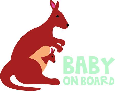 joey: Get this kangaroo image for your next design.