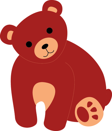 Get this bear image for your next design.
