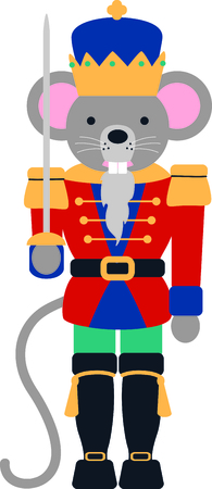Get this nutcracker image for your next design.