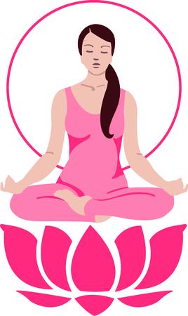 Vind je balans en je licht met yoga.