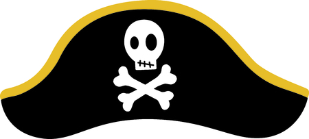 swashbuckler: A boys perfect Halloween costume to dress up as a pirate.  Get this image for your next design.