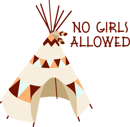 tipi: A teepee is the perfect design for your Southwest theme.  Get this image for your next design.