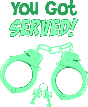 restraints: You entrust your safety to police officers each day.  This design is perfect for thanking them! They will love it!