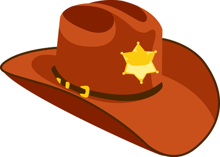 patrolman: Grab your boots and cowboy hat and head to the rodeo. Dont forget to give this adorable design for your favorite cowboy.  He will love it! Illustration