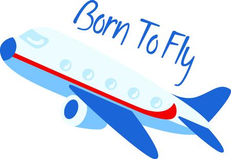 この飛行機でレトロに行きます。 あなたの次のデザインに最適です。