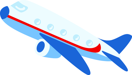 boeing: Go retro with this airplane.  Perfect for your next design.