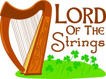 Festeggiate il vostro patrimonio di questo nodo celtico. Archivio Fotografico - 43786033