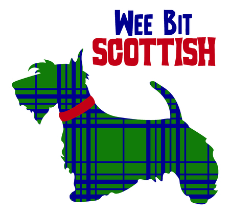 miras: Celebrate your heritage by displaying this cute Scottish Terrier.