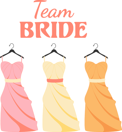 Planning a bridal shower is so much fun.  Give the couple a special shirt to wear while they prepare for the special day.  They will love it!